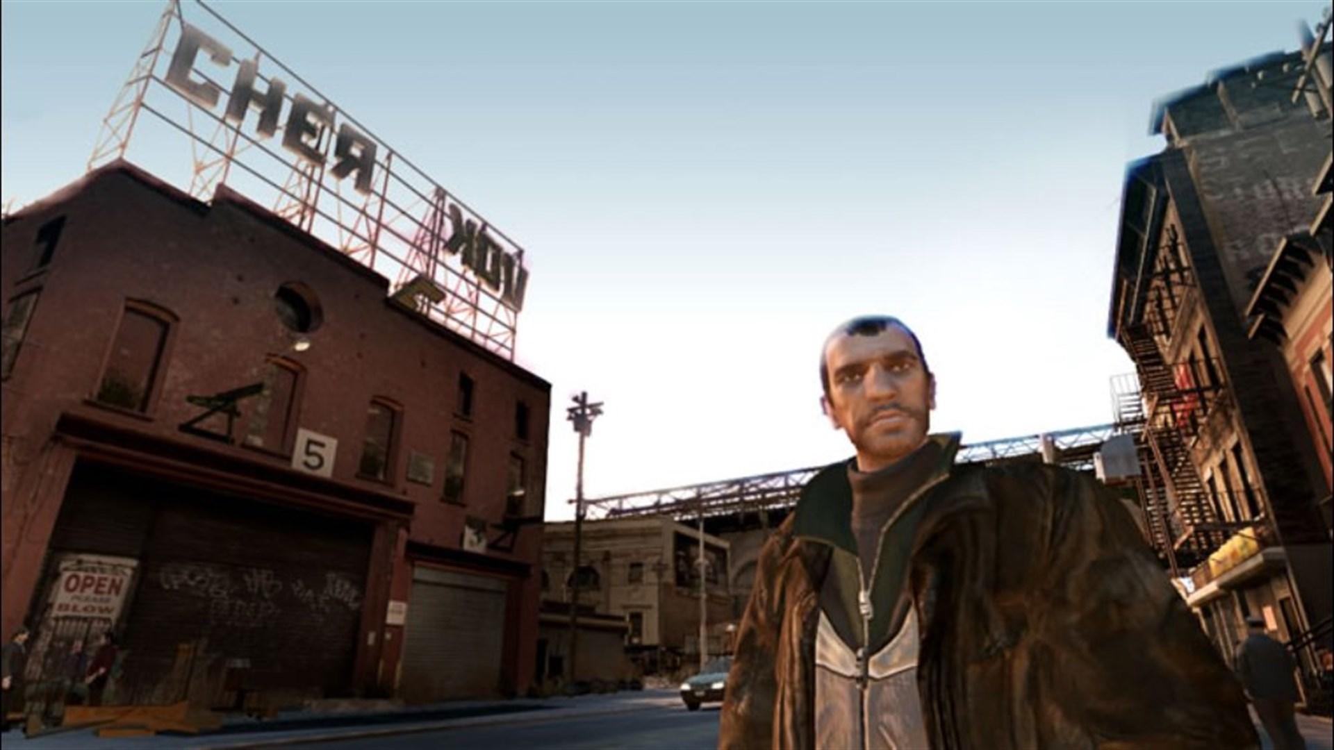 Скриншот №25 к Grand Theft Auto IV