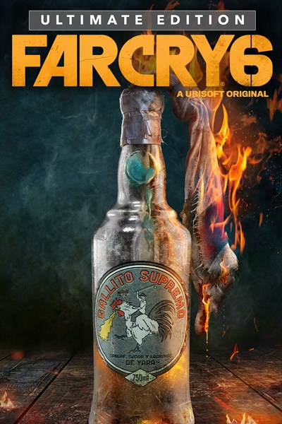 Far Cry® 6 Ultimate Sürümü