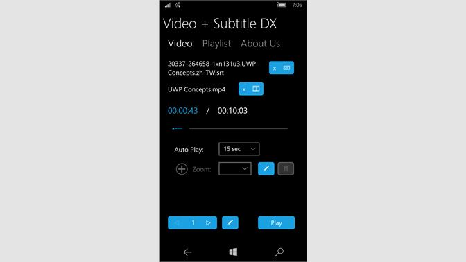Get video subtitle dx microsoft store screenshot start page ccuart Images