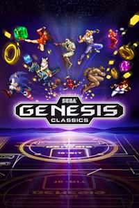 Carátula para el juego SEGA Genesis Classics de Xbox 360