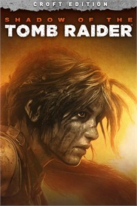 Carátula para el juego Shadow of the Tomb Raider - Croft Edition de Xbox 360