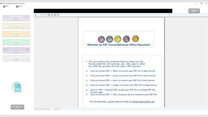 Buy PDF Convert&Extract Office Document - Microsoft Store