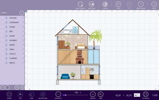 ArchiTech Sketchpad screenshot 5