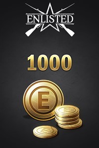 Enlisted - 1000 Gold