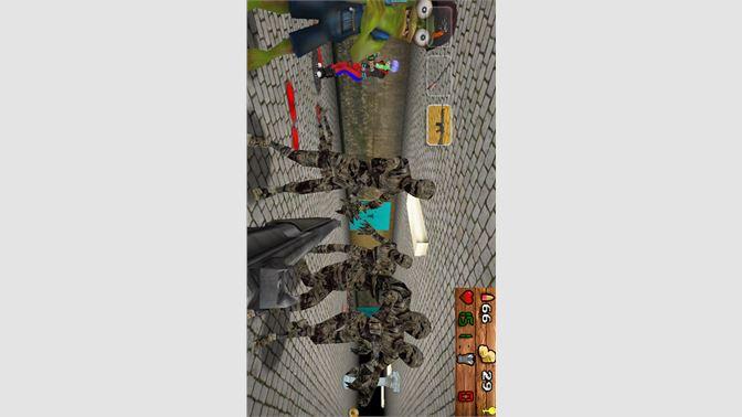Get _Zombie Doom HD_ - Microsoft Store