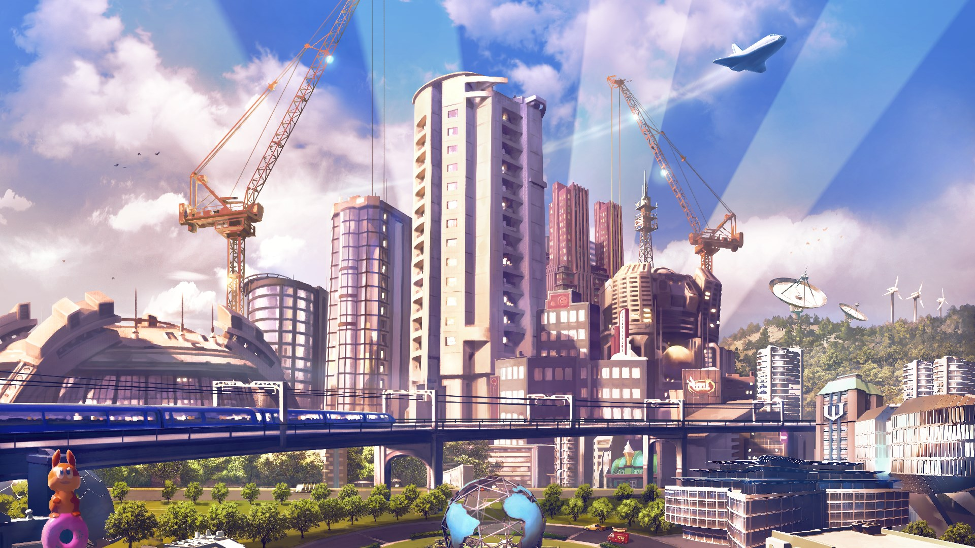 Cities: Skylines  - Content Creator Pack