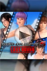 Carátula del juego DEAD OR ALIVE 5 Last Round Private Paradise Set