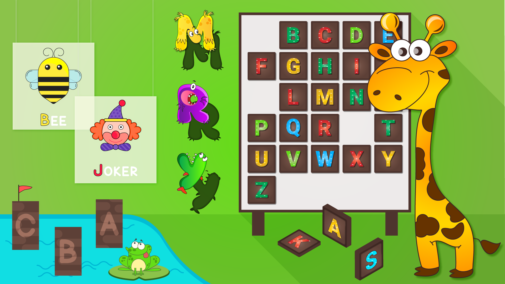 Buy Kids Preschool Learn Letters Pro - Microsoft Store en-GI