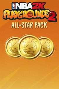 Carátula del juego NBA 2K Playgrounds 2 All-Star Pack – 16,000 VC
