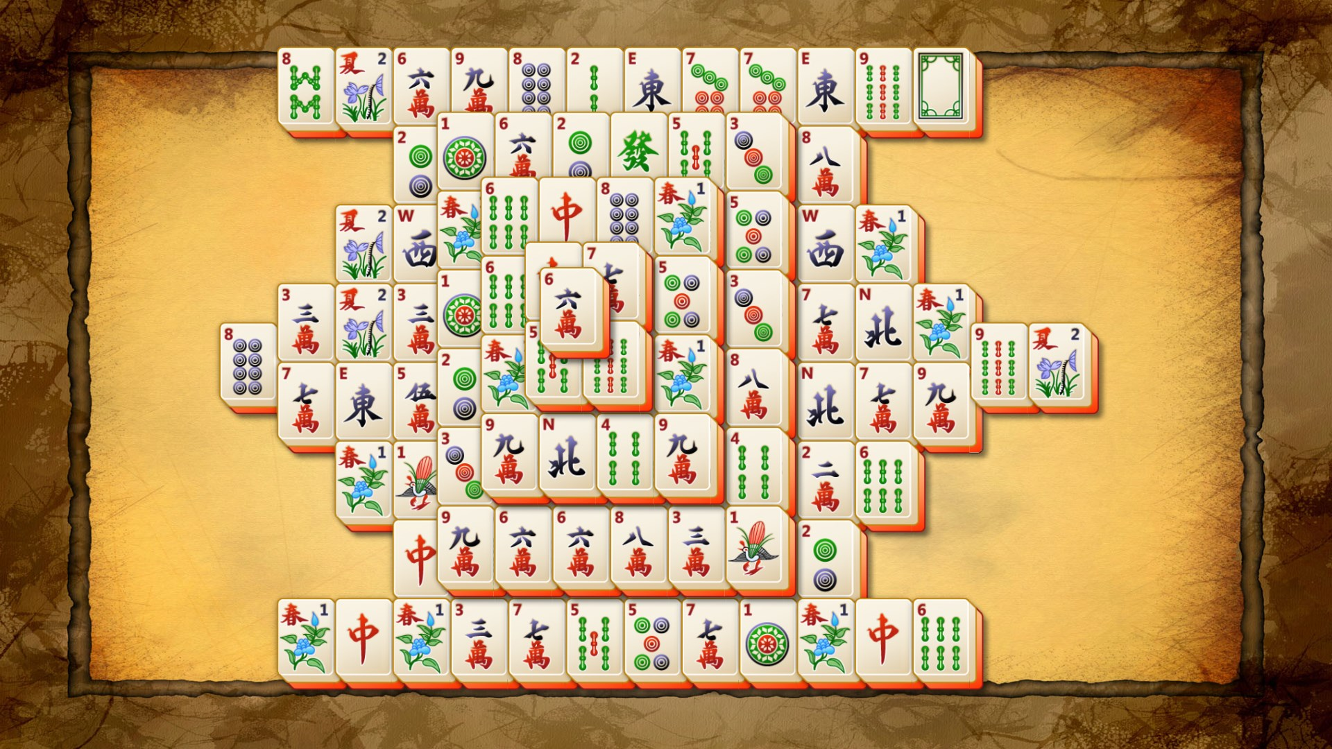 Mahjong Deutsch