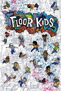 Carátula para el juego Floor Kids de Xbox 360