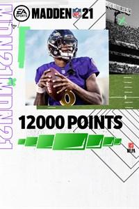 MADDEN NFL 21 - 12.000 Madden Puanı
