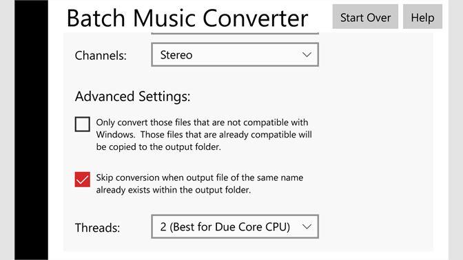 Get Batch Music Converter - Microsoft Store