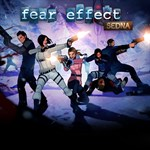 Fear Effect Sedna Logo