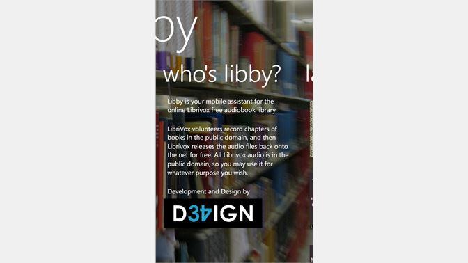 Get libby microsoft store screenshot fandeluxe Gallery