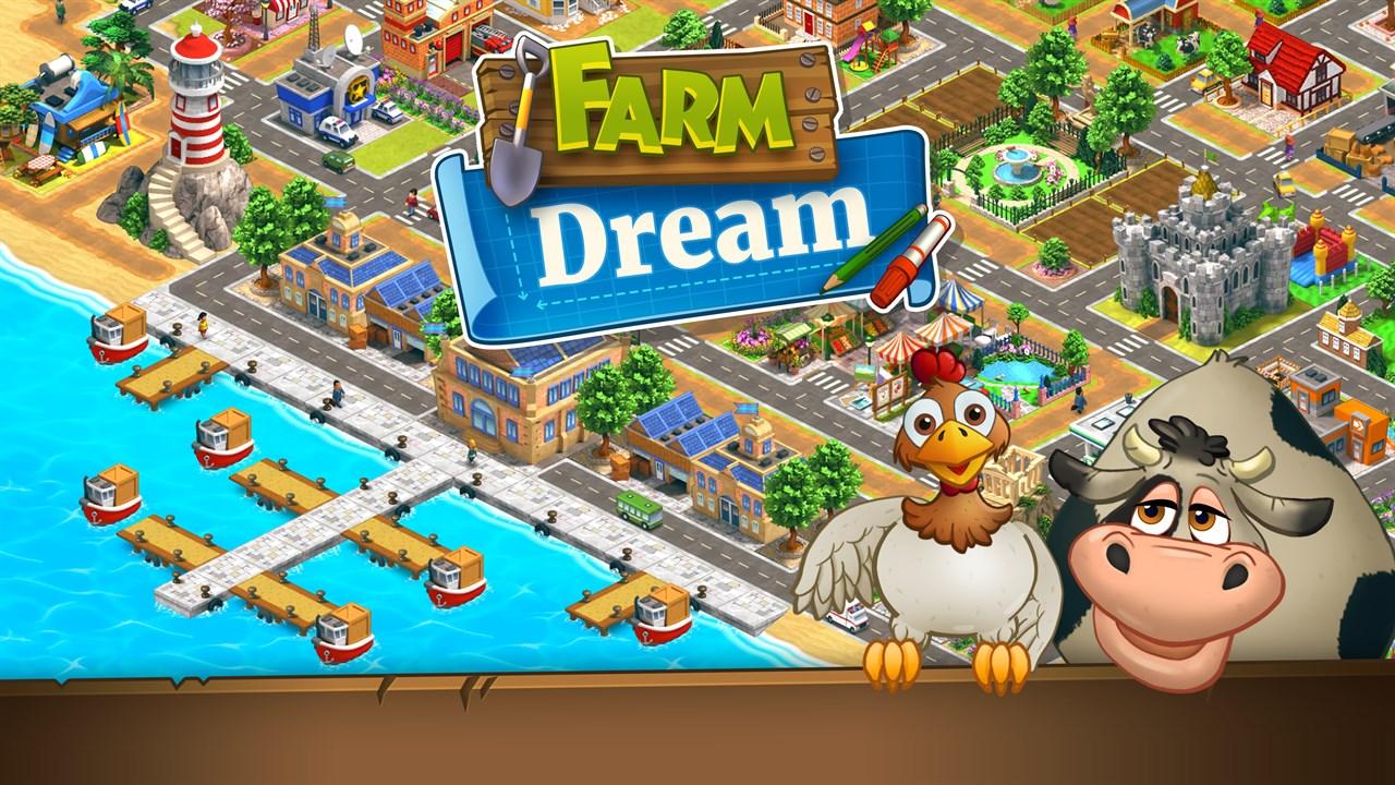 Get Farm Dream: Village Harvest - Microsoft Store