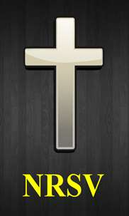 New Revised Standard Version Bible NRSV Audio Pro - Apps ...