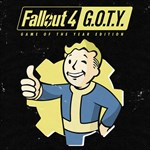 Fallout 4: Game of the Year Edition (PC) Logo