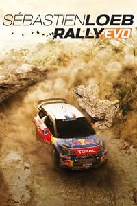 Carátula para el juego Sébastien Loeb Rally EVO de Xbox One