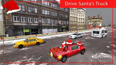 Santa Christmas Gift Delivery Game 2018 Screenshots 1