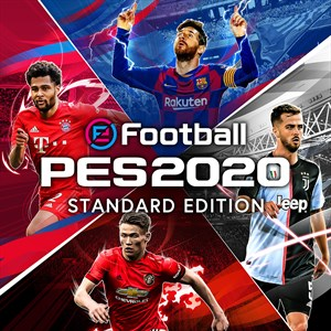 eFootball PES 2020 STANDARD EDITION Xbox One