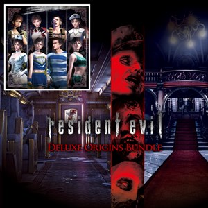 Resident Evil: Deluxe Origins Bundle Xbox One