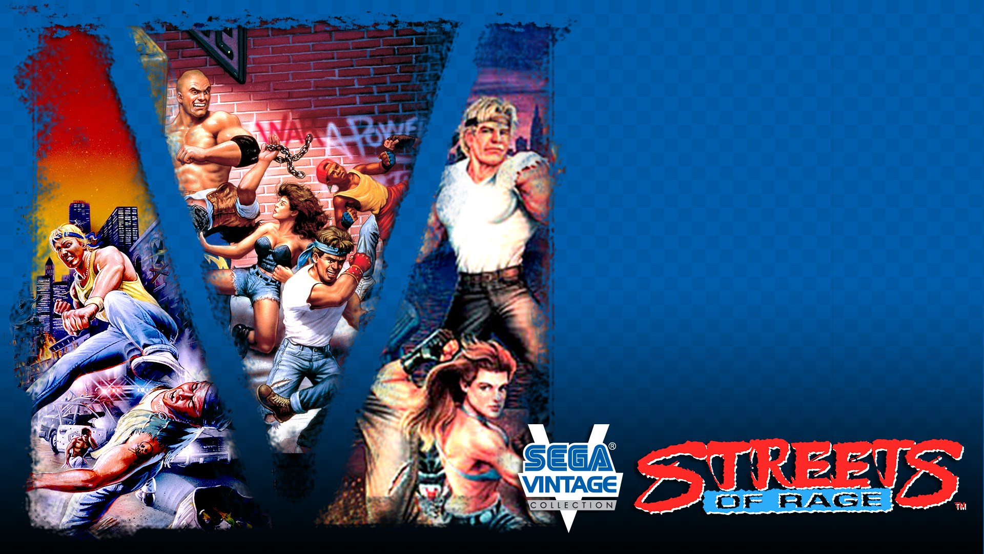Buy Sega Vintage Collection Streets Of Rage Microsoft Store