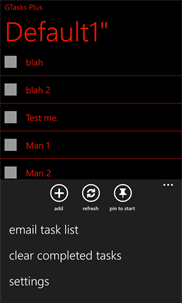 GTasks Plus screenshot 6