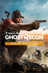 Carátula para el juego Tom Clancy's Ghost Recon Wildlands Year 2 Gold Edition de Xbox 360