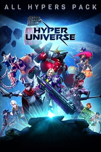 Carátula del juego Hyper Universe: All Hypers Pack