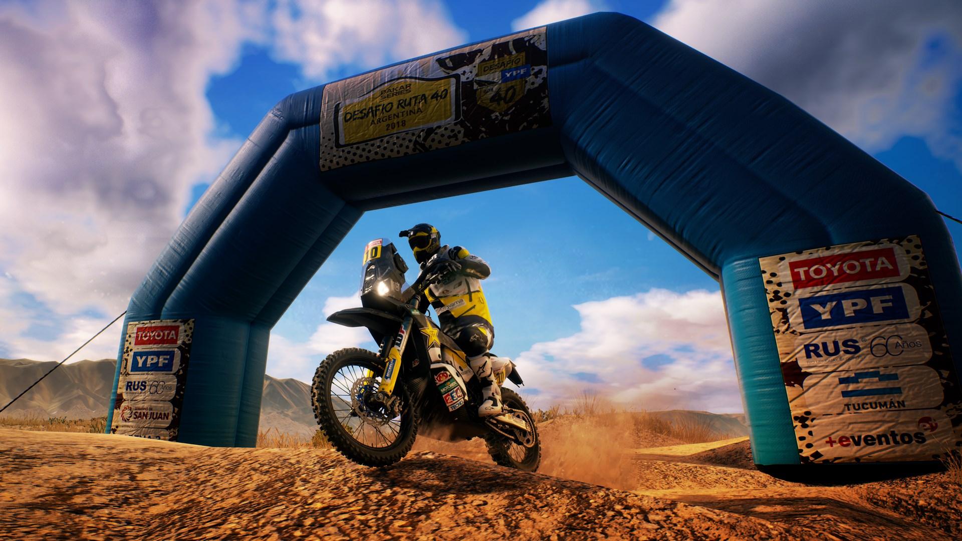 Dakar Series: Desafío Ruta 40 Rally