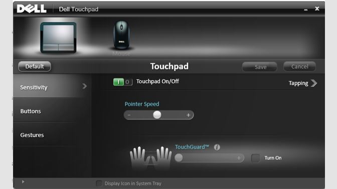Get Dell Touchpad Settings - Microsoft Store