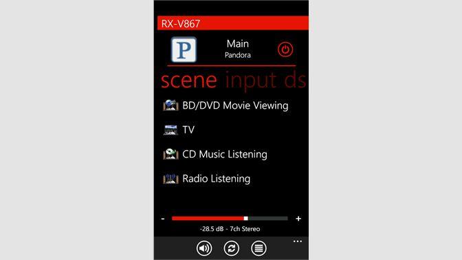 Get Yamaha AV Controller - Microsoft Store
