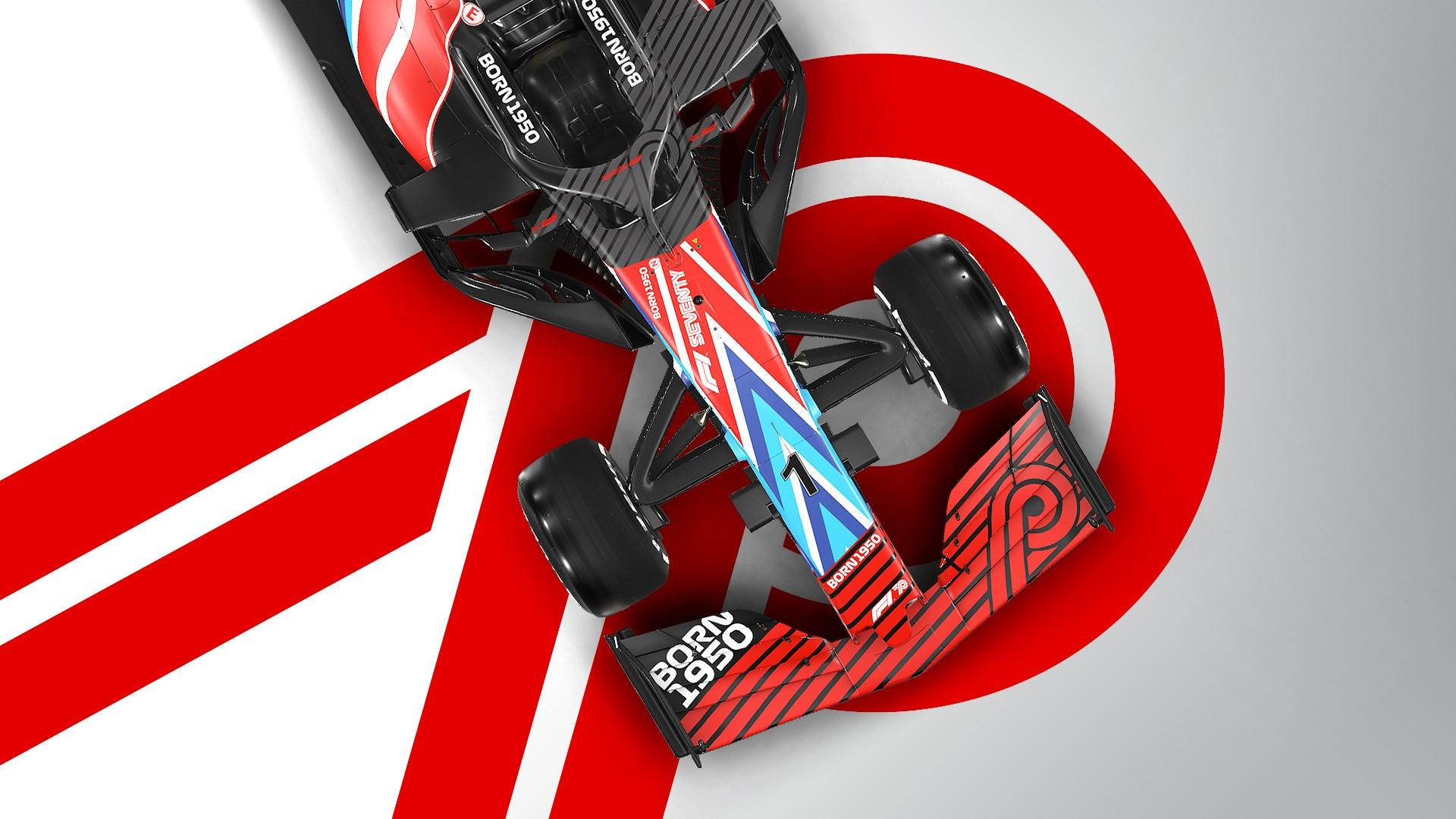 F1® 2020: F1® Seventy Edition DLC