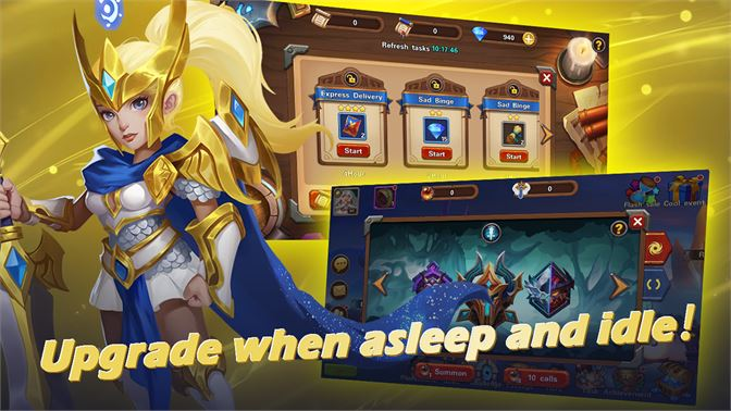 Get The Idle Heroes - Microsoft Store