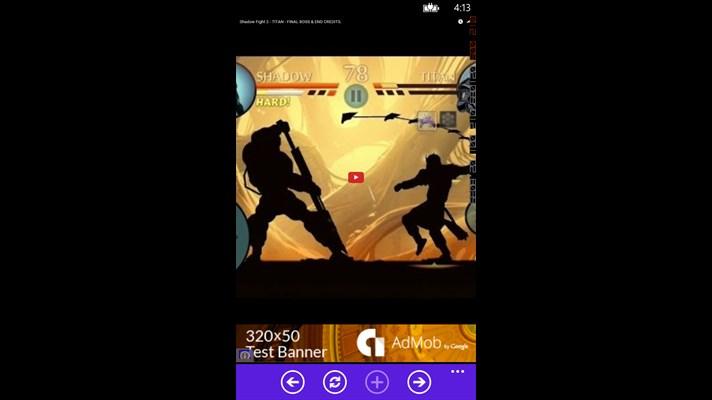 Shadow Fight 2s Shadow Vs Titan For Windows 10 Pc Mobile Free