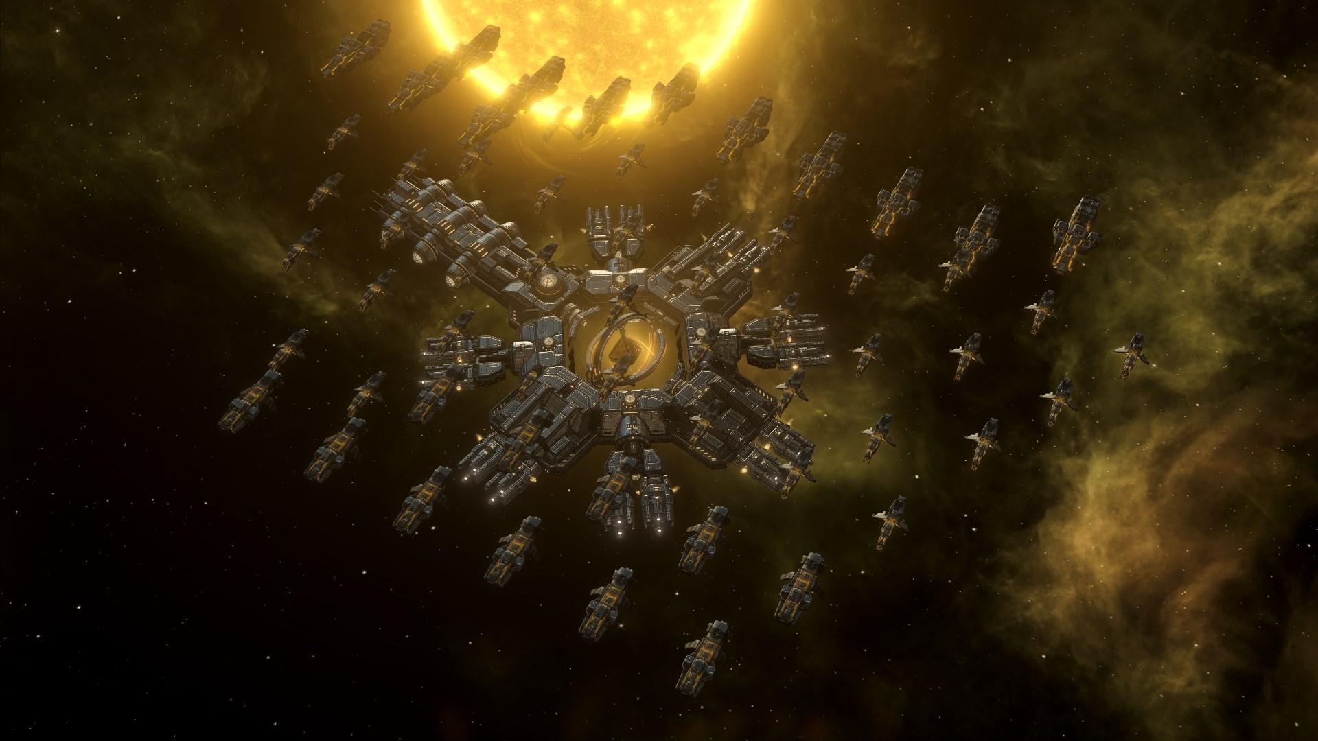 Скриншот №6 к Stellaris Federations