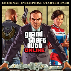 GTA Online: Criminal Enterprise Starter Pack Xbox One