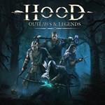 Hood: Outlaws & Legends Logo