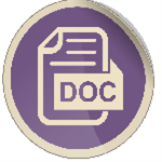 PDF Convert&Extract Office Document Logo