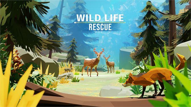Wild Life Rescue – Find Hidden Animals: Forest Patrol (Free PC Game until 16-10-21)