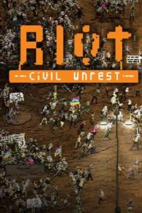 Carátula para el juego RIOT: Civil Unrest de Xbox 360