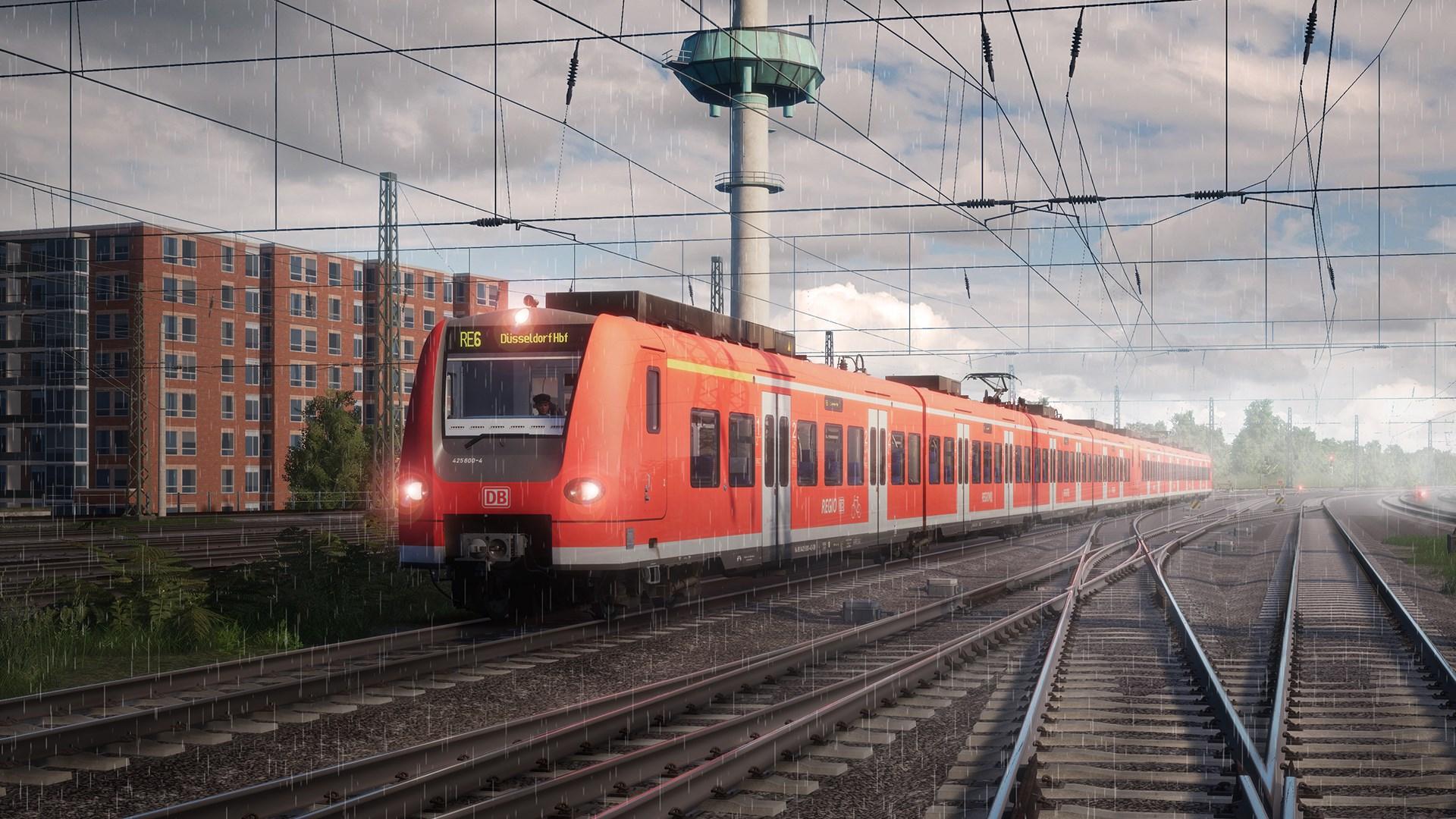 Train Sim World®: Hauptstrecke Rhein-Ruhr: Duisburg - Bochum