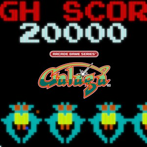 ARCADE GAME SERIES: GALAGA Xbox One