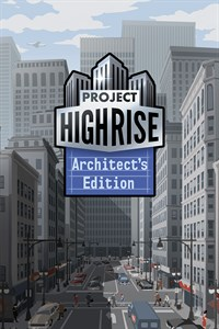 Carátula para el juego Project Highrise: Architect's Edition de Xbox One