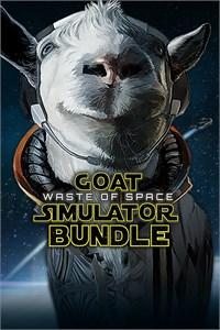 Carátula del juego Goat Simulator: Waste Of Space Bundle