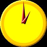 Penteract Analog Taskbar Clock