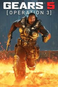 Carátula del juego Gears 5