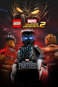Набор персонажей и уровней «Черная Пантера» Marvel