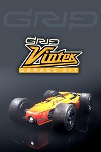 Carátula del juego Vintek Garage Kit
